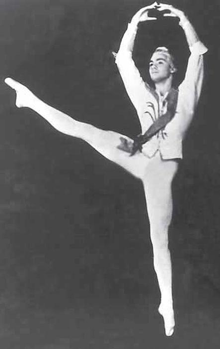 """Артисты советского балета, совершившие """"большой прыжок на Запад"""""""