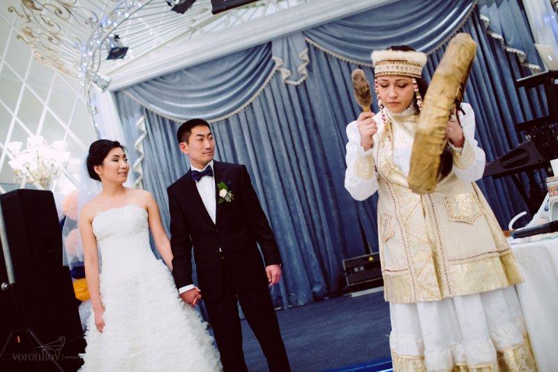 Свадьба в Якутии