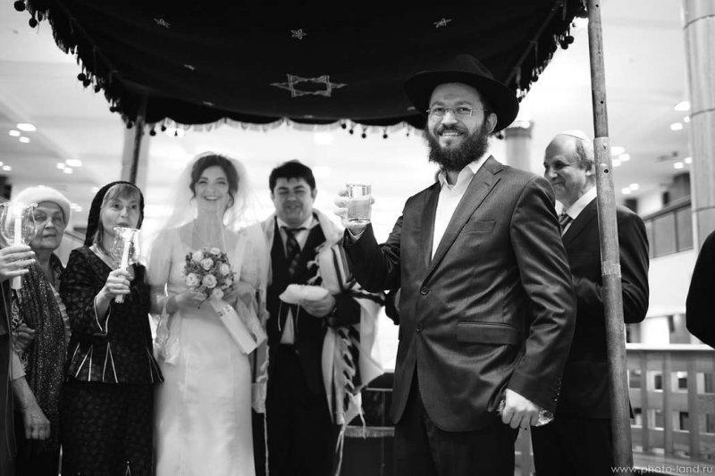 Еврейская свадьба