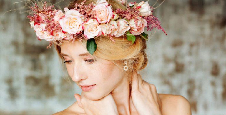 Бессмертник или кувшинки: на Руси очень вдумчиво подбирали цветы для венка