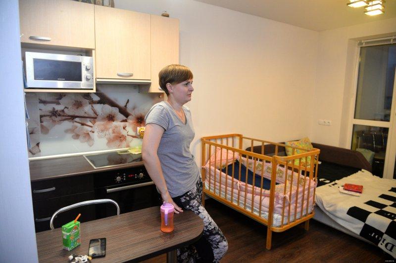 Зато без ипотеки: Какова площадь самой маленькой квартиры России?