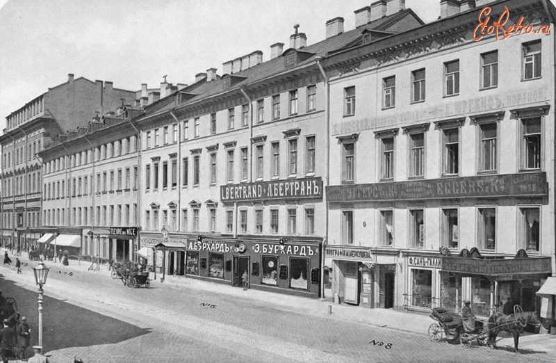 Прообразы супермаркетов: 6 фактов о торговле в Петербурге XIX века