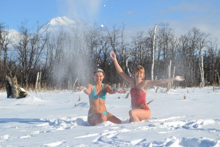 Не зима, а сплошной курорт! А что делать, если отпуск зимой!