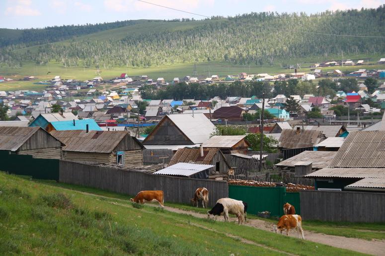 Башкирия проводит конкурс «Самое красивое село». Как вам такое?