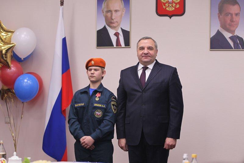 В России все чаще появляются дети-герои