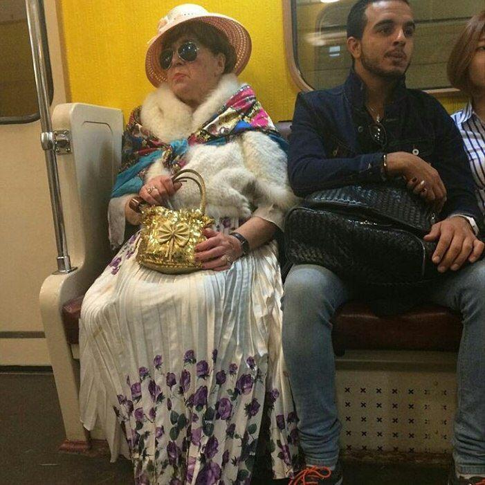 Метро как модный приговор
