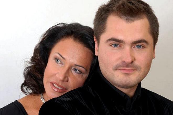 3. Надежда Бабкина и Евгений Гор