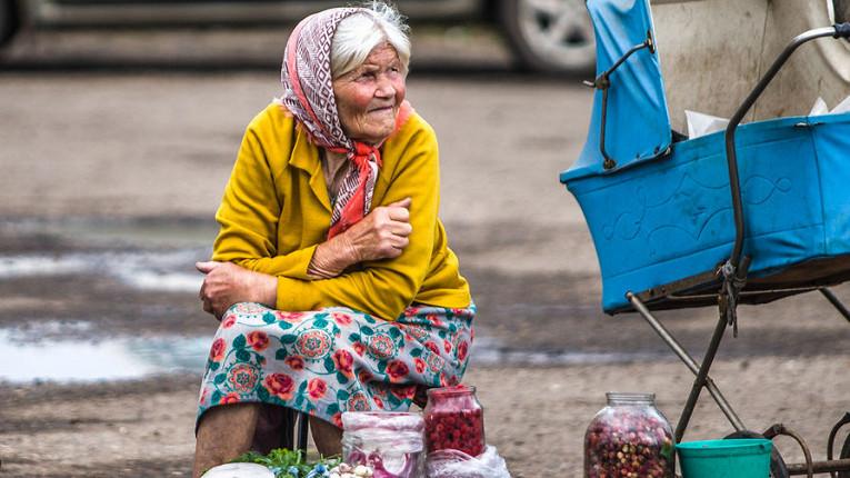 5. Примечательно, что молодые считают, что им хватит и пенсии в 31 тысячу рублей, а вот люди от 45 уверены, что им понадобится около 40 тысяч рублей.