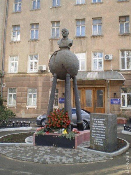 Фантазия не отдыхает. Странные памятники Ленину, установленные в бывшем СССР Ленин, искусство, история, памятник, современное искусство, ссср