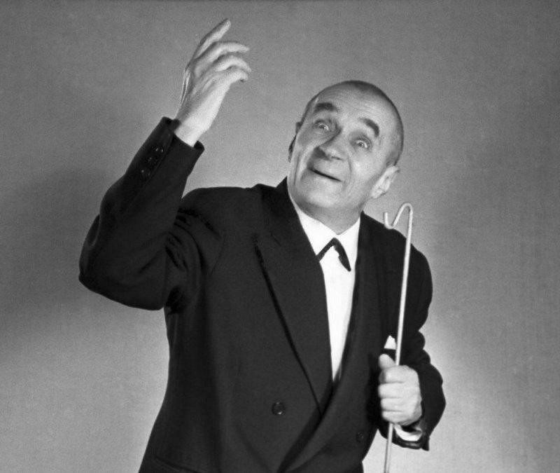 115 лет со дня рождения Георгия Милляра актер, георгий милляр, день рождения