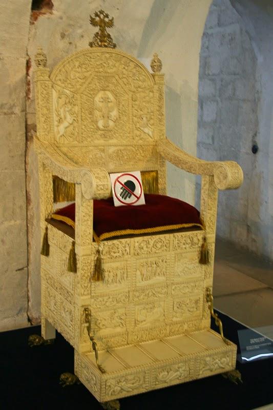 Царский трон государство, держава, печать, скипетр, трон, царь, шапка