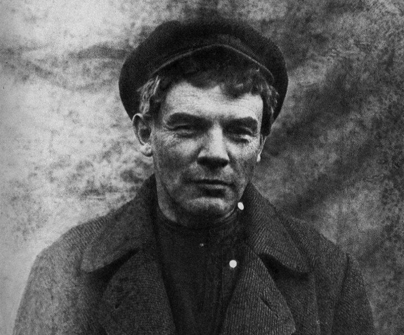 """Якобы Ленин был старцем и """"дедушкой"""" Ленин, история, мифы, ссср"""