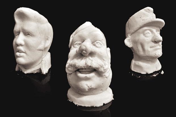 Салом не испортишь: под Красноярском создали съедобную скульптуру день сибирского подворья, красноярск, сало, фестиваль