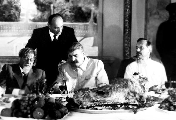Любимые блюда Ленина, Сталина и Николая II