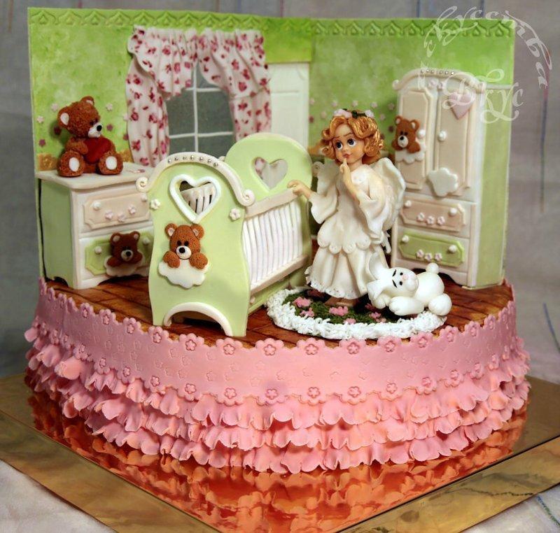 Москвичка заворожила своими тортиками полмира