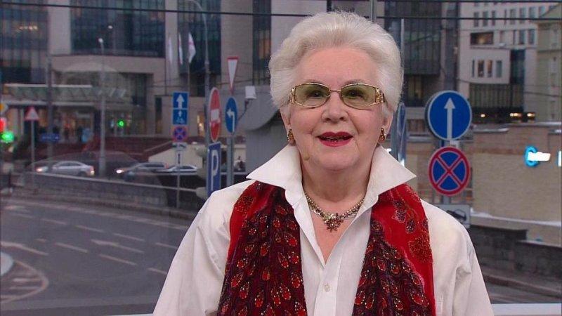 Диктору советского ТВ Анне Шатиловой – 80!