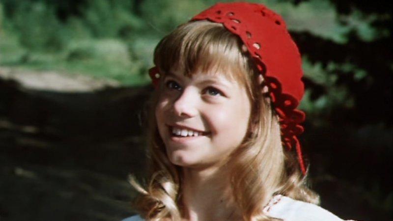 Любимая «Красная шапочка» СССР – Яна Поплавская