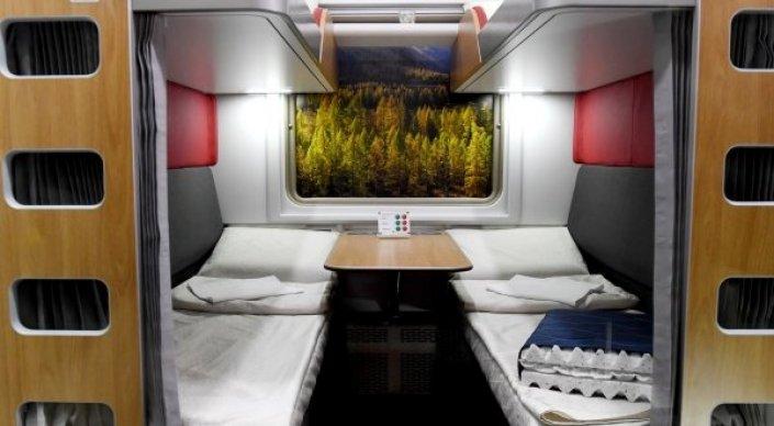 Плацкарт будущего выглядит очень комфортным РЖД, вагон, концепт, новация, нововведения, плацкарт, поезд, путешественник