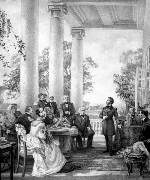 Как жила хозяйка литературного салона, куда были вхожи Пушкин, Лермонтов и Гоголь?