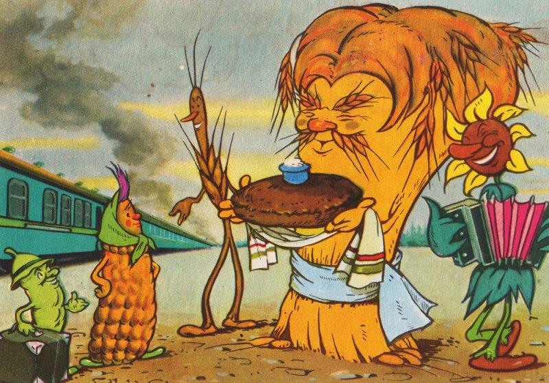 Культура хлебная и ширпотребная. Кукурузное помешательство в СССР