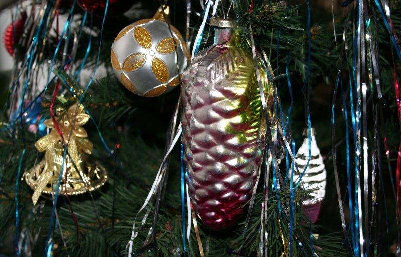 Вспоминаем старые советские ёлочные игрушки елочные игрушки, новый год, ностальгия, ссср, стеклянные шары