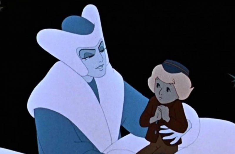 «Снежная Королева», 1957-й год