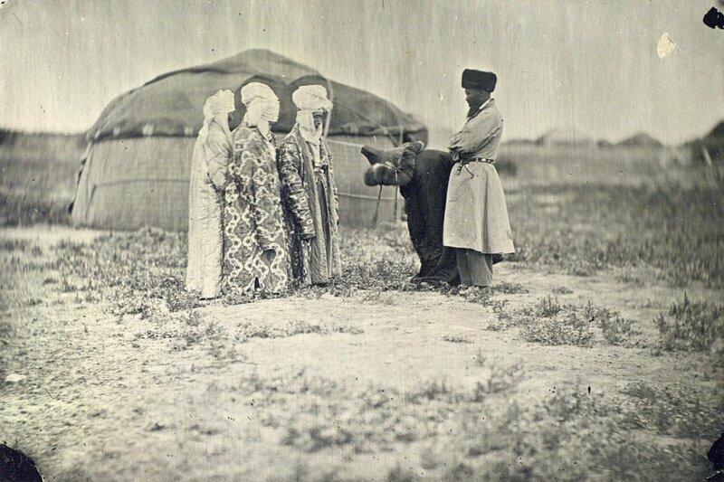 Смотрины жениха, 1870–1880-е годы
