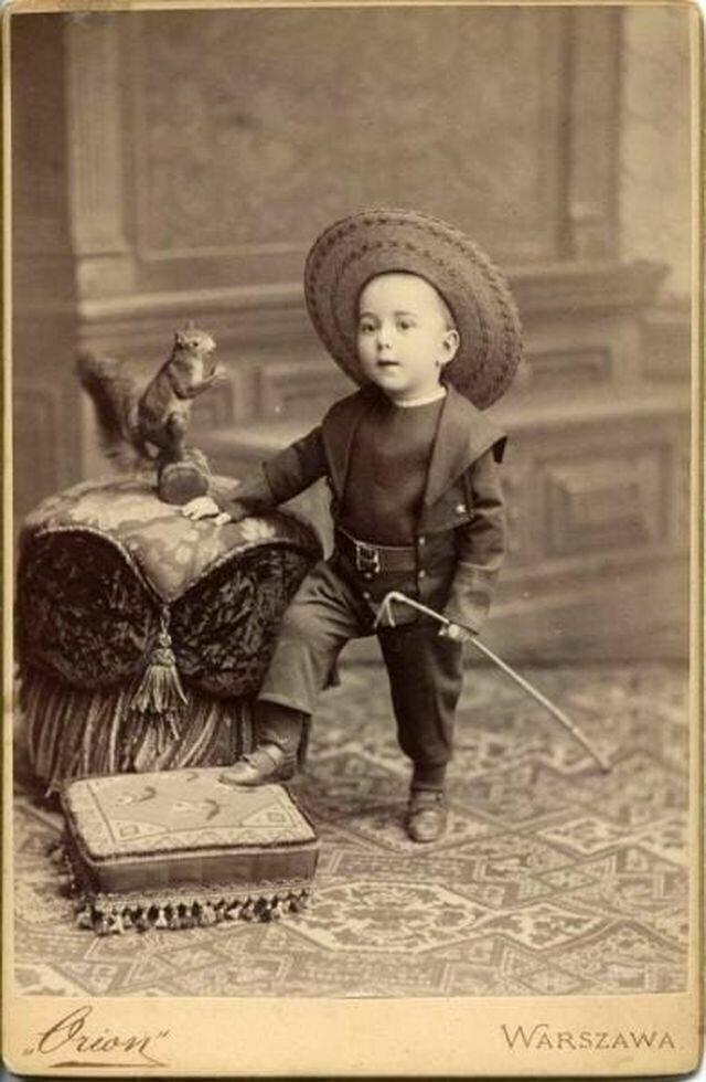 Портрет ребенка, 1890-е годы
