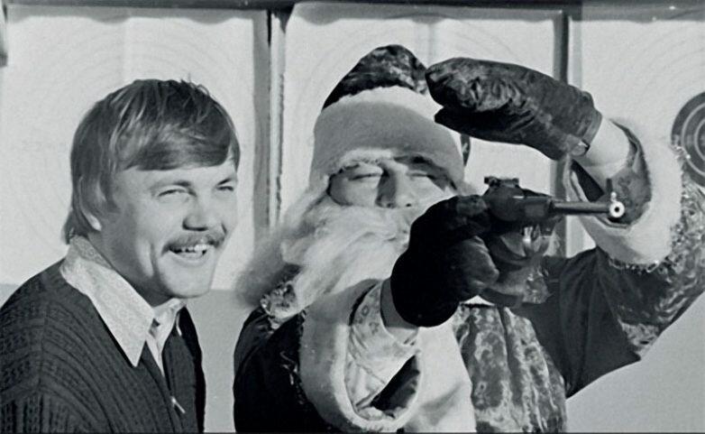 Метким дед мороз, новый год, ссср, фото