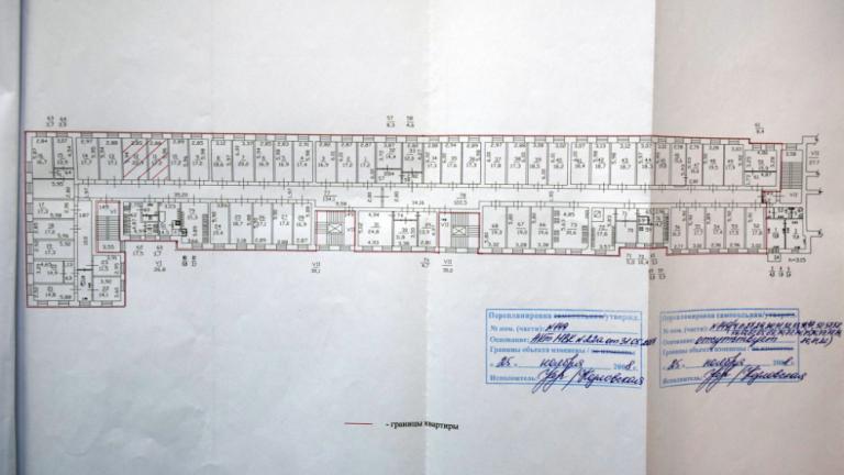 Жилье, которому нужен навигатор: в Питере никак не могут продать 58-комнатную квартиру  Россия, Санкт-Петербург, коммунальная квартира, недвижимость, риэлтер, спб, хоромы