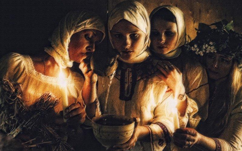 Особенная ночь: почему в России гадают на Крещение? Крещение, гадания, нечистые силы, приметы, русы, традиции, церковные праздники