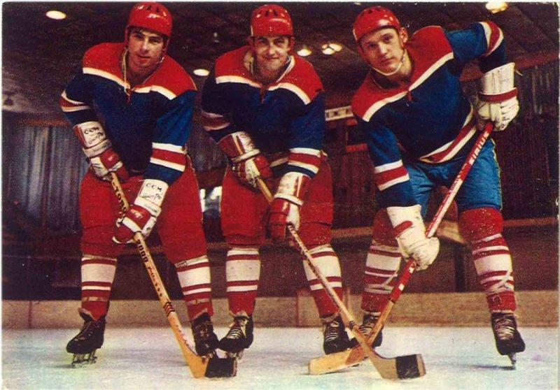 СССР-Канада. Шайбу! Шайбу! Канада, ледовое поле, профессионалы, хоккей. СССР