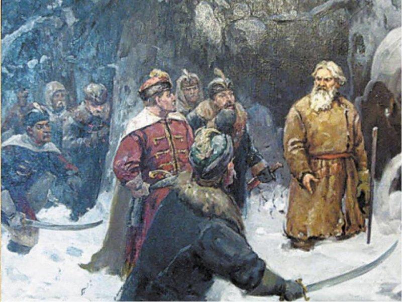 Жизнь за царя: подвиг Ивана Сусанина