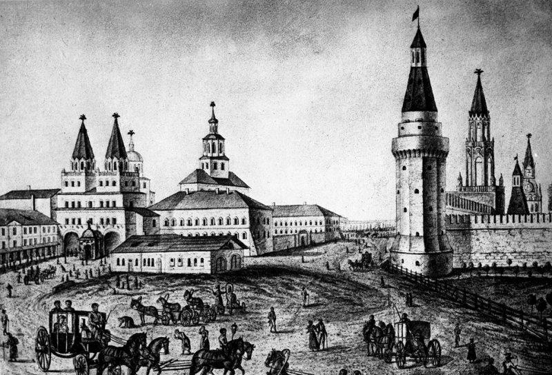 Василий Рубан - автор первого путеводителя по Москве