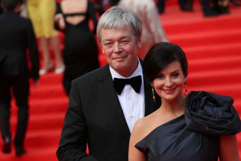 Екатерина и Александр Стриженовы: 35 лет вместе