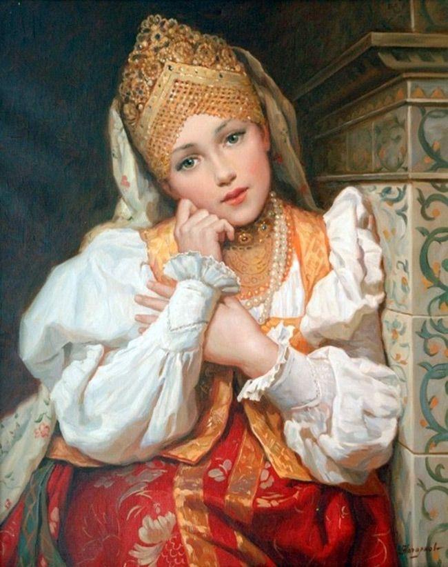 «Работать, спустя рукава»: о ком так говорили на Руси? версии, история, одежда, русы, сарафан, спустя рукава
