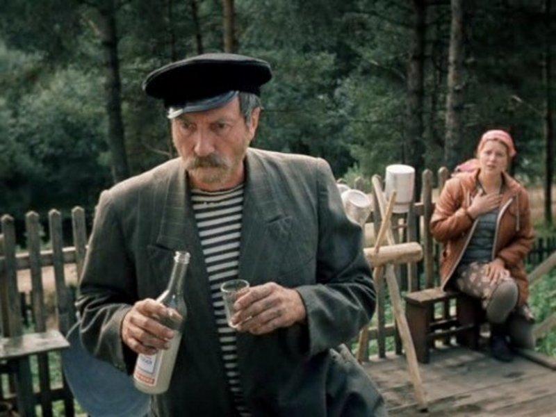 Дядя Митя, «Любовь и голуби» Любовь и голуби, Сергей Юрский, актер, кино, роли