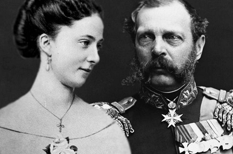 Почему русские цари женились на иностранках?