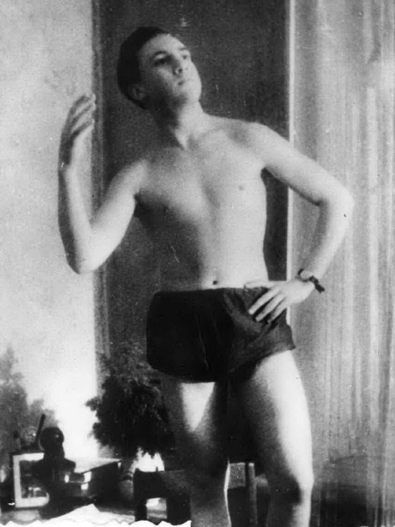 Владимир Высоцкий в квартире на Первой Мещанской улице, дом № 76