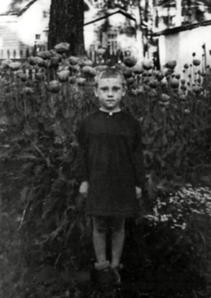 Володя Высоцкий в детском саду фабрики «Свобода»