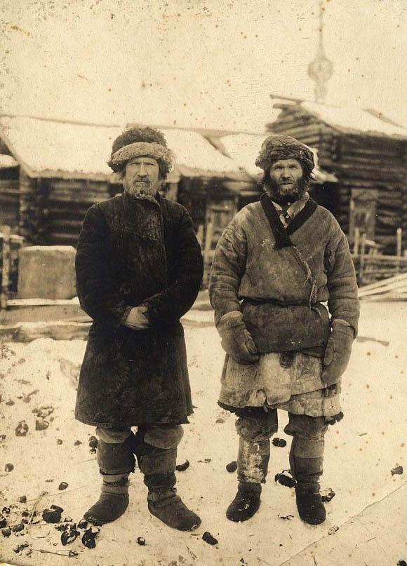 Мужики из Западной Сибири