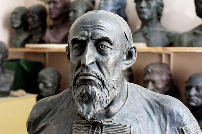 Царь Иван IV Грозный. Реконструкция Михаила Герасимова