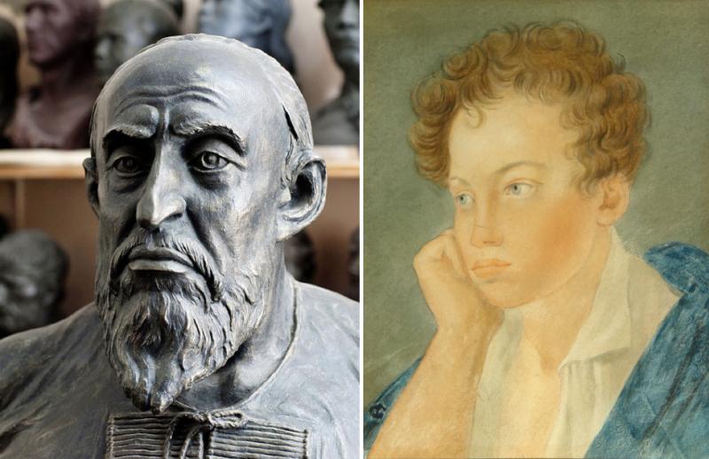 Как на самом деле выглядели Иван Грозный и Александр Пушкин?