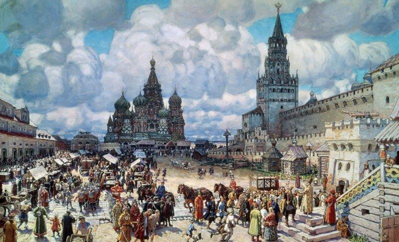 «Пожар»: Почему так раньше говорили о Красной площади?