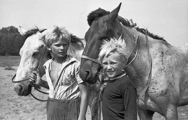 Пастушки, 1976 год