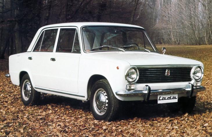 "ВАЗ-2101: драгоценная ""копейка"""