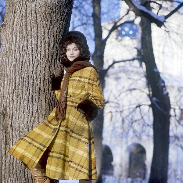 1974 год: мода для настоящих женщин  мода, романтика, ссср, стиль, утонченность