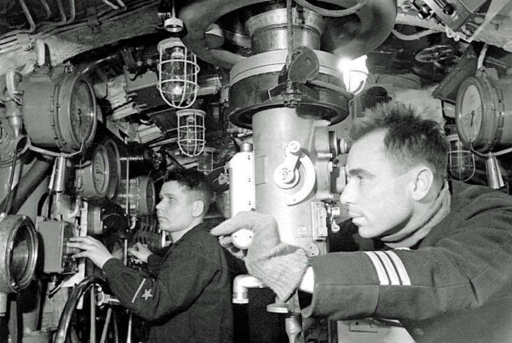 Николай Лунин - легендарный подводник СССР Лунин, война, корабль, подводник, ссср