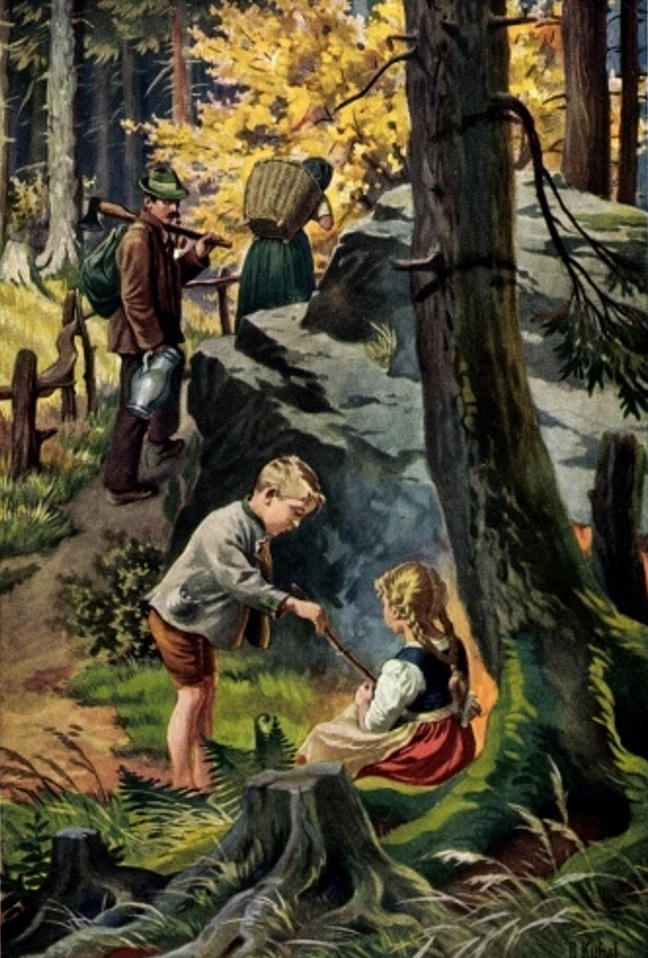 Зачем родители оставляли своих детей в лесу?