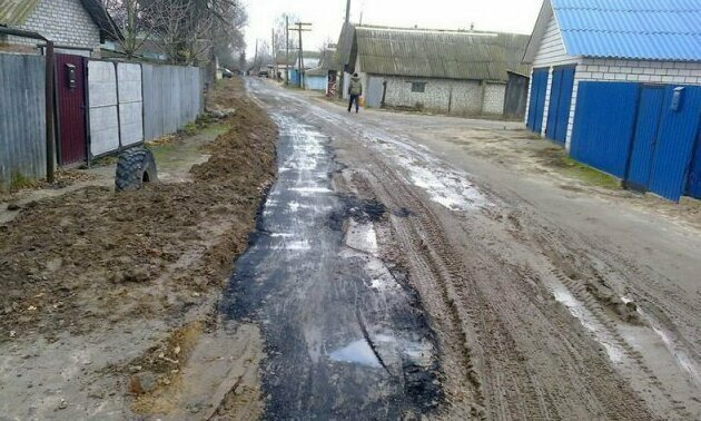 Забавные фотографии российской глубинки